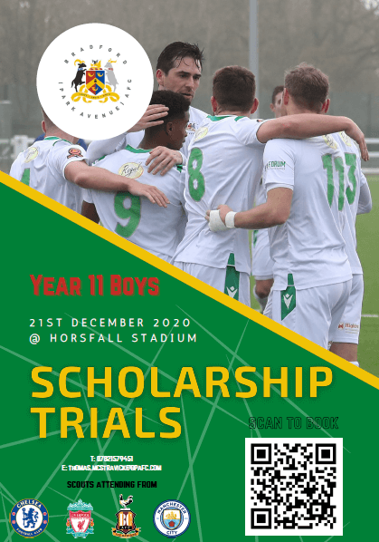 Boys Trials